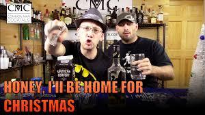 christmas cocktails the bourbon brandy eggnog common man cocktails