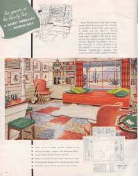 gold country girls basement rooms circa 1950