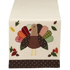 thanksgiving table linens you ll wayfair