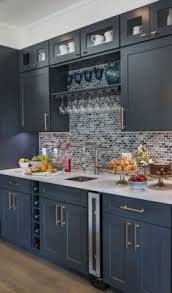 slate blue kitchen cabinets 23 gorgeous blue kitchen cabinet ideas teal cabinets slate and