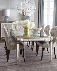 Mirrored Dining Room Furniture Mirrored Dining Table For The Dining Room Pinterest Dining