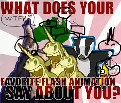 Schfifty Five Know Your Meme - what your favorite middle school flash animation says about you