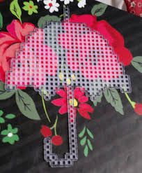 free printable halloween plastic canvas patterns pre cut plastic canvas umbrella by smf1229 on etsy shapes for pc