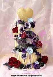 unusual wedding cake copy copy sugar velvet cake company