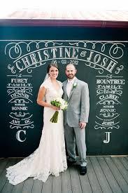 wedding photobooth classic alabama wedding with a chalkboard photobooth southern