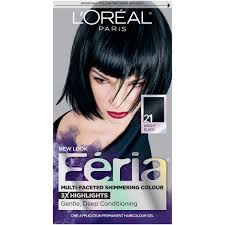 deep velvet violet hair dye african america amazon com vidal sassoon london luxe 1bb midnight muse blue 1