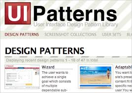 40 helpful resources on user interface design patterns smashing - Gui Design Patterns