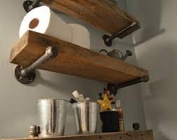 Thick Wood Floating Shelves by Floating Shelf Etsy