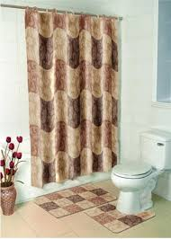 Bathroom Shower Curtain by Bathroom Sets With Shower Curtain And Rugs Home Design