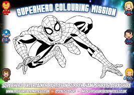 free superhero downloads childrens entertainer parties surrey
