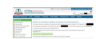 how to e verify itr your income tax via netbanking