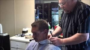 brush flattop hair cut youtube
