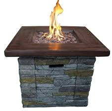 gas fire pit table uk gas fire pits tables gas fire pit table set uk mindmirror info