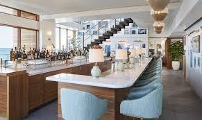 members u0027 club bar u0026 restaurant little beach house malibu