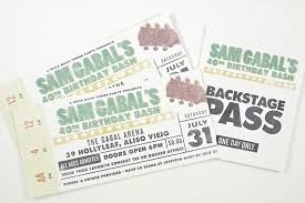 vinnie u0027s blog invitation it would be the vintage concert ticket