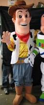 woody toy story costume character mascot sale