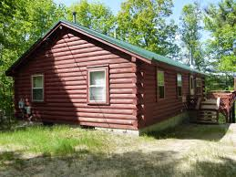 beautiful cabin on balch lake cabins for rent in wakefield new