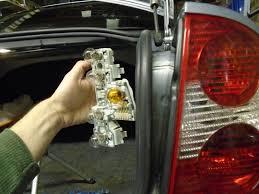 car brake light bulb volkswagen passat rear light bulb change youtube