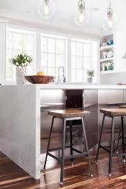 threshold kitchen island stainless steel kitchen cabinets eclectic kitchen threshold