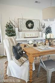 Glam Home Decor Rustic Glam Christmas Décor Trends