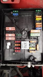 seat ibiza mk5 fuse box diagram seat ibiza fuse box layout