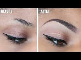 proper way to fill in eyebrows the perfect eyebrow tutorial youtube