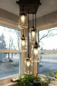 Pendant Light For Kitchen by Best 25 Mason Jar Lighting Ideas That You Will Like On Pinterest
