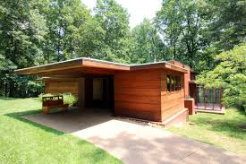 frank lloyd wright u0027s pope leighey house youtube