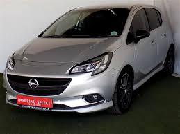 corsa opel 2016 2016 opel corsa 1 4t sport 5dr at imperial select germiston