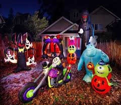 spooktacular fun with halloween inflatable decorations the lone