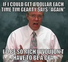 Cpa Exam Meme - haha i still love you tim gearty without you i wouldn t pass the