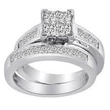 bridal set wedding rings best wedding rings sets for trusty band gycsbtz bands