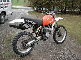 vintage motocross bikes sale peter canned ham