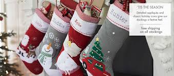Decoration For Christmas Stocking by Christmas Decor U0026 Decorations For Kids U0026 Babies Pottery Barn Kids