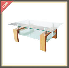 extendable gl coffee table ct048 china extendable gl coffee table
