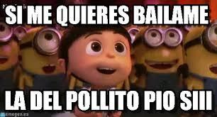 Memes De Los Minions - si me quieres bailame agnes y minions meme on memegen