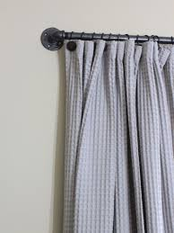 Easy Curtain Rods 6 Ways To Make Your Own Curtain Rods
