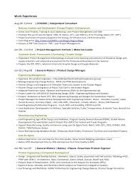 Product Development Manager Resume Sample by Powertrain Test Engineer Sample Resume 22 Entry Uxhandy Com