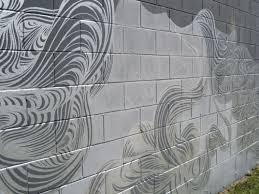Cinder Block Decorating Ideas by Decorating Concrete Walls 1000 Images About Cinder Block Walls On