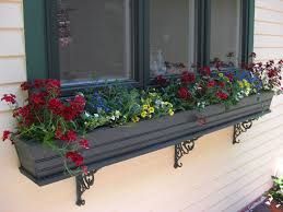 Wooden Window Flower Boxes - build a window box that won u0027t fall down silive com