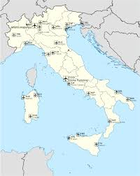 Lucca Italy Map List Of Airports In Italy Wikipedia