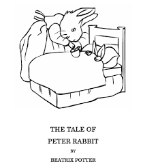 easter kids craft ideas peter rabbit coloring pages faithful