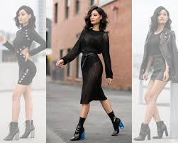 dress micah gianneli blogger shoes see through cut out dress