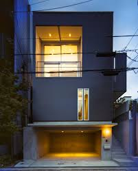 Japan Modern Home Design by Planning House In Konan Japan