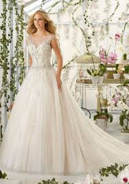 beaded wedding dresses beaded embroidery on tulle wedding dress style 2818