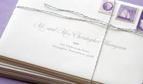 wedding invitations envelopes the wedding b list 10 ways to not let your guests they re on
