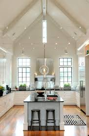Kitchen Track Lighting Best 25 Kitchen Track Lighting Ideas On Pinterest Farmhouse Cool