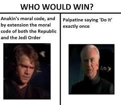 Anakin Meme - star wars prequel memes are killin it harder than anakin in a