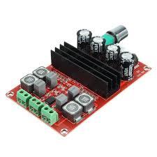 tda3116 dc12 24v d2 2 100w dual channel digital audio amplifier