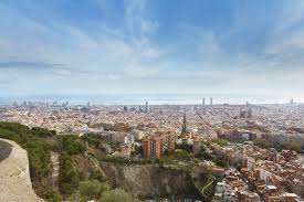 barcelona city view barcelona viewpoints the best views in barcelona